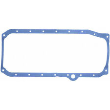 """Fel Pro Engine Oil Pan Gasket 1886; .141"""" 1pc, Molded Rubber for Chevy SBC"""