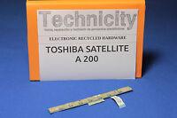 TOSHIBA A 200  - MULTIMEDIA BUTTONS BOARD - PLACA  BOTONES MULTIMEDIA  - TESTED