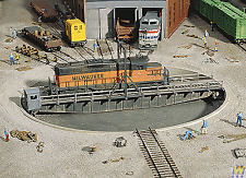 More details for walthers cornerstone 933-3171 turntable (no motor) kit