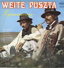 LP Weite Puszta - Zigeunerweisen - Janos Csaky und seine Zigeuner