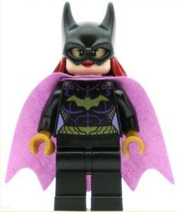 LEGO Super Heroes Minifigure Batgirl (Genuine)