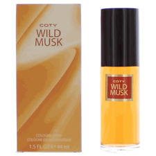WILD MUSK  44ml Cologne Spray  For Women By COTY Perfume