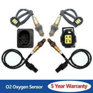 4PCS O2 Oxygen sensor Up+Downstream 1 & 2 for 2006-2007 Mercedes-Benz C230 2.5L