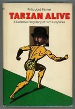 Tarzan Alive by Philip Jose Farmer (Signed, First edition)