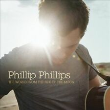 Phillip Phillips / The World from the Side of the Moon (LIKE NW CD) Home   GREAT
