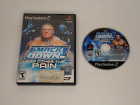 WWE SmackDown Here Comes the Pain -NO MANUAL- READ DESCRIPTION