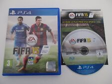 FIFA 15 - SONY PLAYSTATION 4 - Jeu PS4 COMPLET Fr