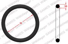 O-Ring Dichtring OR 7,65x1,78 NBR70  (6 Stück O-Ringe)