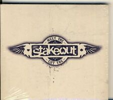STAKEOUT - meat the cut  CD 2008  DIGIPACK