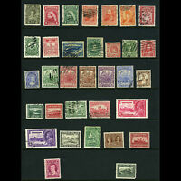CANADA Newfoundland Selection. 35 Values. Condition Mixed. (AM306)