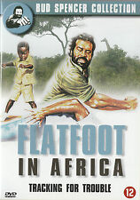 BUD SPENCER: FLATFOOT IN  AFRICA *New & SEALED* Region 2