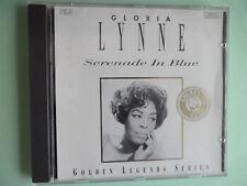 GLORIA LYNNE CD - SERENADE IN BLUE 449334-2
