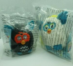 2013 Furby Boom Mcdonalds Happy Meal Various Figures Unopened Toys Collectable