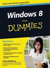 Windows 8 para dummies (Spanish Edition)