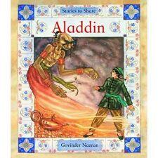 Stories to Share: Aladdin by Govinder Nazran | Paperback Book | 9781861478191 |