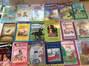 Childrens Book Lot 18 Early Reader Flat Stanley,Amelia,Houndsley,Black Beauty,Ex