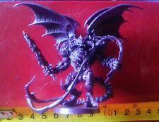 Hellspawn Balrog Fuego Demonio Monstruo espadas & Sorcery Kickstarter Boardgame Repuesto