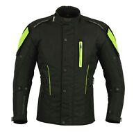 Hombre de Nueva super calidad chaqueta de Moto Cordura S,M,L,XL,2XL,3XL,4XL