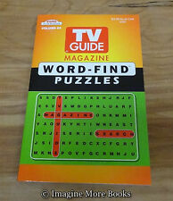 NEW TV Guide Magazine Word-Find Puzzles Vol 66 ~ Kappa Word Search