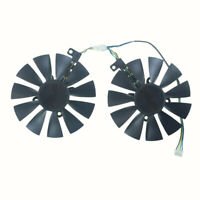 FDC10U12D9-C Graphics fan for ASUS EXPEDITION RX580 RX570 EX--RX580 EX-RX570