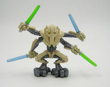 Star Wars Loose Galactic Heroes General Grievous ( Lightsaber Attack )