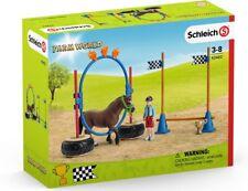 Schleich  42482 Pony Agility Rennen  Neuheit  2019