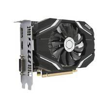 MSI NVIDIA GeForce GTX 1050 TI OC 4GB GDDR5 DVI/HDMI/DisplayPort pci-e Video
