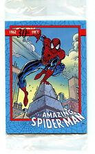 Spider-man 30th Anniversary Impel 5 Promo card set SM-1 - SM-5  FS 1992 X1