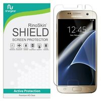 For Samsung Galaxy S7 Screen Protector RinoGear USA Made Lifetime