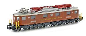 Hobbytrain H10180 E-Lok  -BLS Ae 6/8 8-achsige E-Lok braun SBB 205 #NEU in OVP#