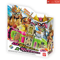 Bandai Kamen Rider Ex-Aid DX Hyper Muteki Gashat & Maximum Mighty X Gashat set