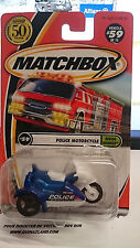 Matchbox Police Motorcycle  (9979)