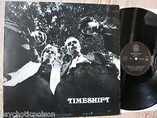 TIMESHIFT - Paranoid Fears in a Concrete World  LP  Wien Ton um Ton TUT 120 870