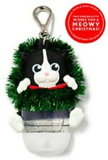 Bath & Body Works CHRISTMAS Cat Kitten and Tinsel MUSIC Pocket *Bac 2020 Holiday