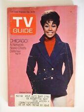 Utah-Ida Dec. 14 1968 TV Guide JULIA Diahann Carroll Buffy Sainte-Marie Adam-12