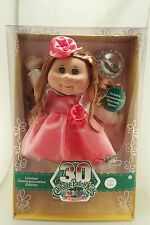 NIB Cabbage Patch Kids Commemorative 30th Anniversary # 1705 of 3300 Mar 1st