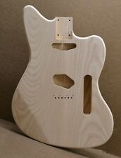 Made to Order TM Unfinished Ash Guitar Body For Stratocaster or Telecaster Neck