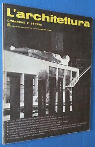 L'ARCHITETTURA CRONACHE E STORIA DESIGN ARREDAMENTO N°302 1980 -  FOTO SOMMARIO