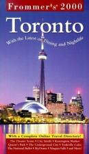 Frommer's Toronto 2000 Paperback Frommer's