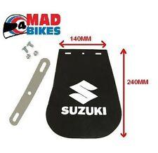 logotipo de SUZUKI moto Guardabarros Grande 140mm x 240mm