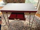 Kitchen Table Enamel metal 1950