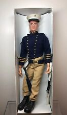 "12"" Vintage Hasbro GI Joe American United States Redhead Soldier Uniform 1960's"