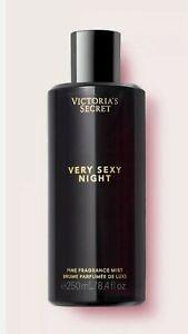 Victoria's Secret New! VERY SEXY NIGHT Fragrance Mist 250ml