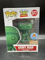 Funko Pop! TOY STORY #377 Army Man BoxLunch Exclusive