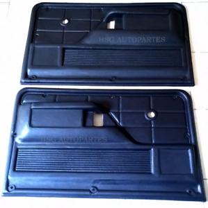 1973-1979 Ford Truck Door Panel Aftermarket F100 F150 F250 F350 F600 Black