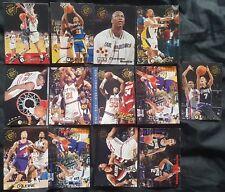 13 x Topps Stadium Club 1994-95 NBA Basketball Cards