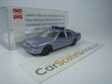"Busch 47686 H0 Chevrolet Caprice ""maine State Police"" Neu-ovp"