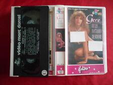 VHS (PAL) Gere ou les... / Sleeping Around de Henri Pachard - Adult movie (1991)