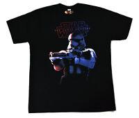Mens Star Wars The Force Awakens Stormtrooper Shirt New S, M, L, XL, 2XL