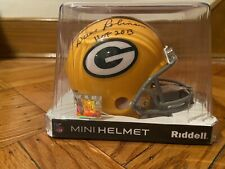 Dave Robinson Autographed Signed Green Bay Packers Riddell Mini Helmet HOF
